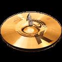 """Zildjian 13.25"""" K Custom Hybrid Hi-Hat Top - K1214"""