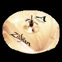 "Zildjian 13"" A Dyno Beat - Z40131"