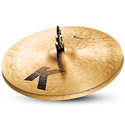 "ZILDJIAN 14"" K HIHAT - BOTTOM"