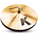 "ZILDJIAN 14"" K MASTERSOUND HI HAT PAIR"