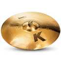 "Zildjian 21"" K Crash Ride Brilliant - K20835"