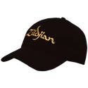 ZILDJIAN BASEBALL CAP (GOLD LOGO)