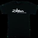 ZILDJIAN CLASSIC TEE BLACK XXX LARGE