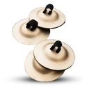 Zildjian Dancers Zils (Set Of Two Pair) - P0770