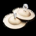 Zildjian Finger Cymbals Thick (Pair) - P0771