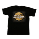 Zildjian Hand-Drawn Cymbal Tee M - T4582