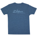 Zildjian Heathered Blue Tee Shirt M - T6742