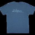 Zildjian Heathered Blue Tee Shirt XL - T6744
