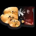 Zildjian K Custom Hybrid Cymbal Pack               - KCH390