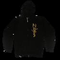 Zildjian Vertical Logo Zip Hoodie L - T4613