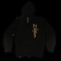 Zildjian Vertical Logo Zip Hoodie S - T4611