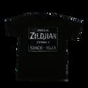 Zildjian Quincy Vintage Sign Tee S - T4671