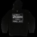 Zildjian Quincy Vintage Sign Zip Hoodie M - T4642