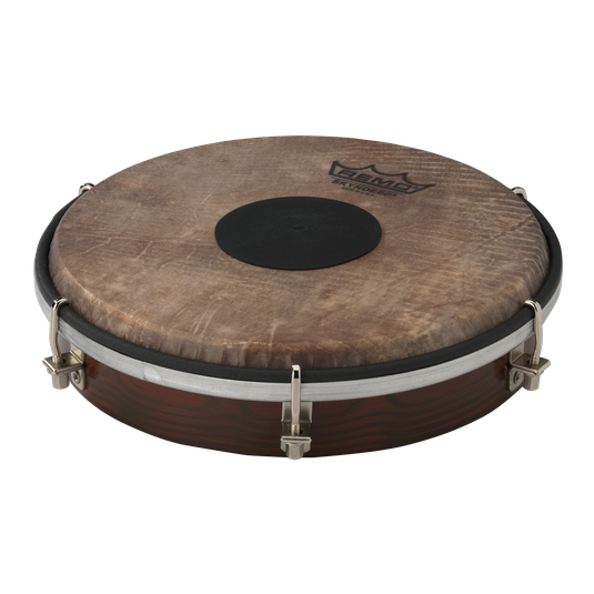 REMO Tablatone Frame Drum, Tunable, SKYNDEEP¨ P3 Drumhead, 'Fish Skin'  Graphic, Tablatone Dot, 8