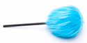 Danmar Fuzzy Bass Drum Beater - Hottie Blue - 209HB