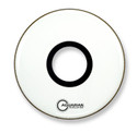 "Aquarian 20"" Center Port Resonant White"