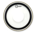 "Aquarian 18"" Performance II Clear Bass Drum With Power Dot PFPD18B"