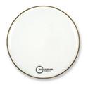 "Aquarian - FR22WH - 22"" Force II Bass Drum Gloss White"