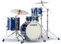 """Tama Superstar Classic 4pc 18""""BD Jazz shell kit 14x18, 8x12, 14x14, 5x14 with single tom holder in Indigo Sparkle"""