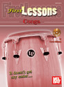 First Lessons Conga Book/CD