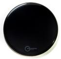 "Aquarian 18"" Reflector Black Mirror Bass Drum REF18B"