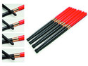Aquarian - L5A-G - 5A Aquarian Lites-Composite Performance Drumsticks with Grip