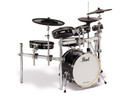 Pearl - e/MERGE e/HYBRID Electronic Drum Set Powered by KORG - EM53HB