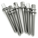 DW Stainless Tension Rod M5-.8X2.26 In (6Pk - DWSM165S