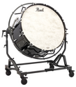 Pearl - 32x16 Concert Kapur Bass Drum with Suspended Stand - PBE3216/S46