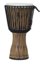 "Pearl - 12"" Rope Tuned Djembe in #698 Zebra Grass - PBJVR12698"
