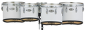 """Pearl - Championship Maple Tenor Drums: 6"""", 10"""", 12"""", 13"""", 14"""", Sonic-cut - PMTM60234/A33"""