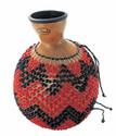 Pearl - Traditional Natural Gourd Shekere - Segundo - PSK60FC