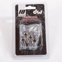 DW 8Mm DW Wing Nut 2012 Version 4-Pack - DWSM2238