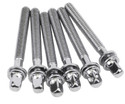 Pearl - Tension Rods, W7/32x47mm (6-piece) - T061L/6