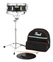 Pearl  - Student Snare Kit w/Rolling Case - SK910C