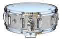 Rogers Dyna-Sonic 5x14 Wood Shell Snare Drum - White Marine Pearl Beavertail - 36WMP