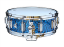 Rogers Dyna-Sonic 5x14 Wood Shell Snare Drum - Blue Onyx - 36BLO