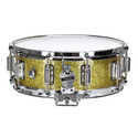 Rogers Dyna-Sonic 5x14 Classic Snare Drum - Gold Sparkle Lacquer w/BT Lugs - 36GSL