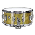 Rogers Dyna-Sonic 6.5x14 Classic Snare Drum - Gold Sparkle Lacquer w/BT Lugs - 37GSL