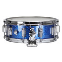 Rogers Dyna-Sonic 5x14 Classic Snare Drum - Blue Sparkle Lacquer w/BT Lugs - 36BSL