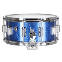 Rogers Dyna-Sonic 6.5x14 Classic Snare Drum - Blue Sparkle Lacquer w/BT Lugs - 37BSL