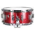 Rogers Dyna-Sonic 6.5x14 Classic Snare Drum - Red Sparkle Lacquer w/BT Lugs - 37RSL