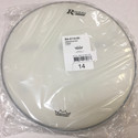 """Rogers Logo Drum Head  14"""" Coated White - RBH14A"""
