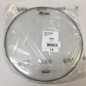 """Rogers Logo Snare Side Drum Head 14"""" Hazy  - RSSH14A"""