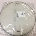 """Rogers Logo Drum Head  16"""" Coated White - RBH16A"""