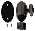 DW 2011 Tom Mount Bracket, Black Nickel - DWSMTB12BN2