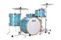 Ludwig - Vintage Select Series: Classic Maple Glacier Blue Pearl 4 pc. (1 of 75) - L84233LXGLWCN