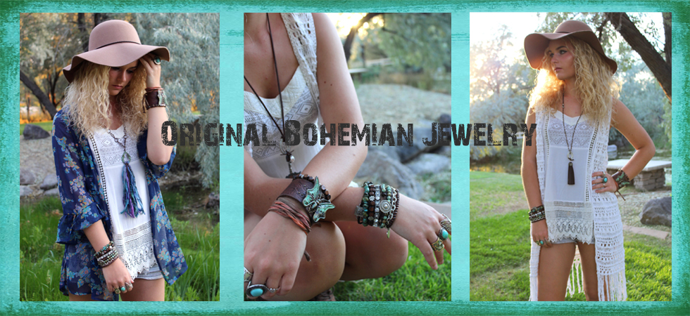 Artisan Made Bohemian Jewelry