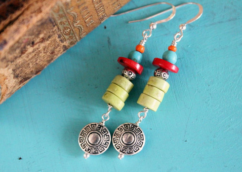Wicked Games Bohemian Earrings