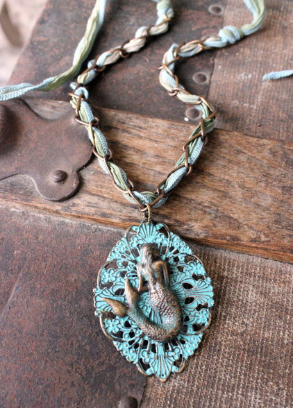 Mermaid Bohemian Necklace
